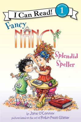 Book cover of Fancy Nancy