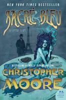 Sacre Bleu book cover