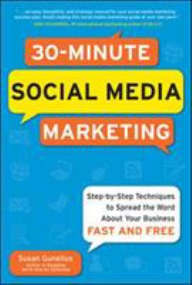 Book cover image of 30-Minute Marketing