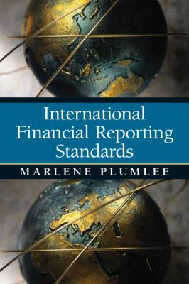 Cover of a book about International Financial Reporting Standards