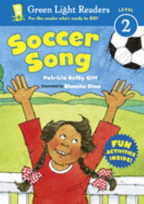 Book cover of Soccer Song