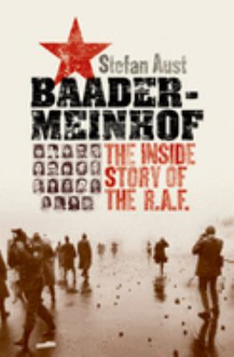 Cover of Baader Meinhof: The Inside Story of the R.A.F.