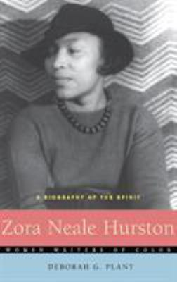 Cover  of A Biography of the Spirit Zora Neale Hurston