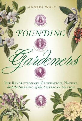 book cover: Founding gardeners