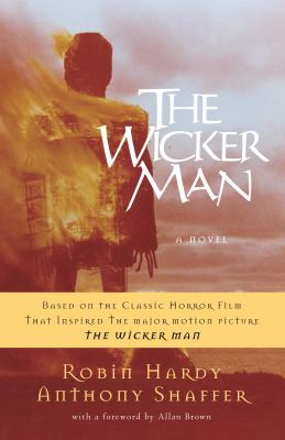The Wicker man: a novel by Robin Hardy (1978)