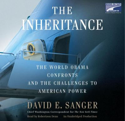 cover of the book The Inheritance by David E. Sanger