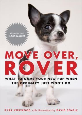 Book cover: Move over Rover