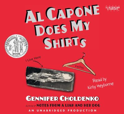 Book cover of Al Capone Does My Shirts