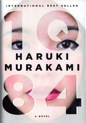 Book cover: 1Q84