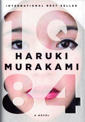 Book cover: 1Q84