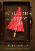 book cover: the buddha in the attic