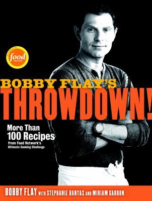 Cover of Bobby Flay's Throwdown