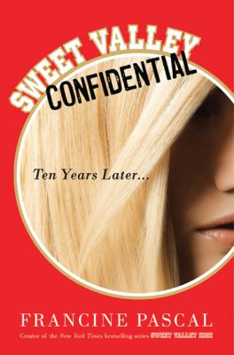 Book cover of Sweet Valley Confidential