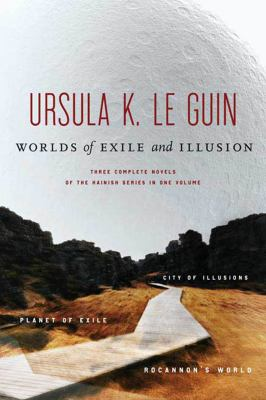 Worlds of exile and illusion by Ursula K. Le Guin, c1967