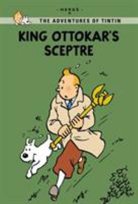 King Ottokar's Sceptre bookcover