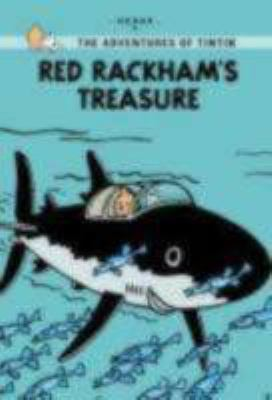Red Rackham's Treasure bookcover
