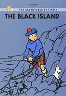 The Black Island bookcover