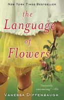cover title: The language of flowers