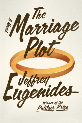 Book cover: The marriage plot