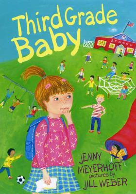 Book cover of Third Grade Baby