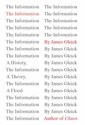 Cover image of The Information by James Gleick