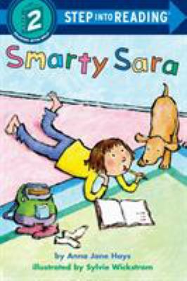 Book cover of Smarty Sara