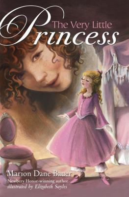 Book cover of The Very Little Princess