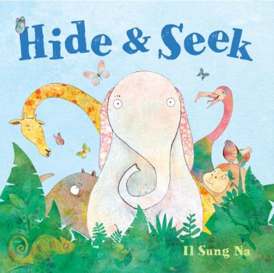 Hide & Seek Book Cover