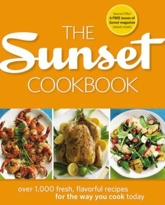 "Cover of ""The Sunset Cookbook"""