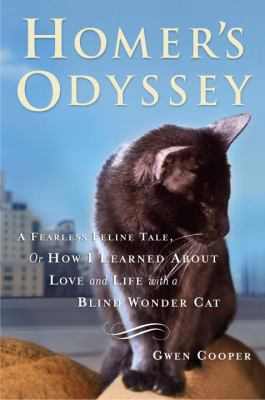 Book cover of Homer's Odyssey