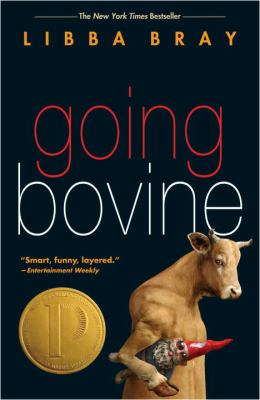 Book cover of Going Bovine