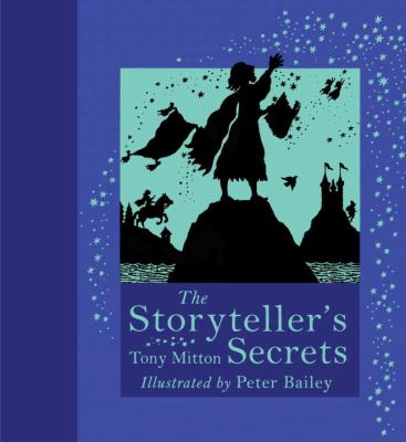 Book cover of The Storyteller's Secrets