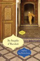 cover title: Storyteller of Marrakesh