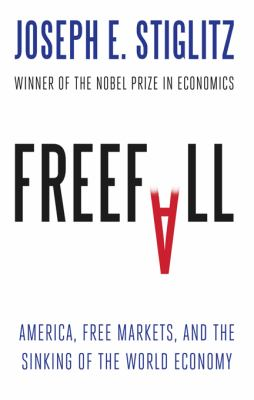 Cover of the book Freefall by Joseph Stiglitz