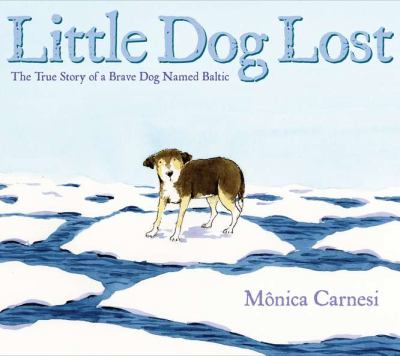 Little dog lost: the true story of a brave dog named Baltic  by Monica Carnesi, 2012