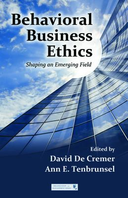 Behavioral Business Ethics