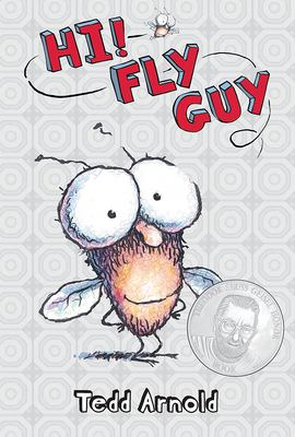 Book cover of Hi! Fly Guy