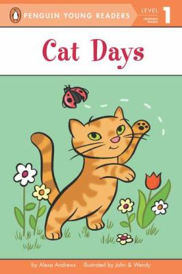 Cat Days book Cover