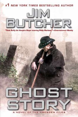 cover to Ghost Story