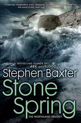 Book cover of Stone Spring