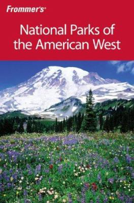 Book cover of Frommer's National Parks of the American West