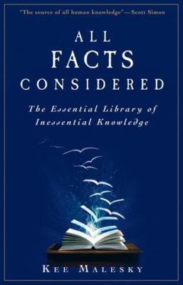 Book cover of All Facts Considered