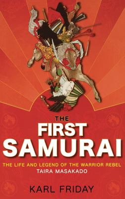 Book cover of The First Samurai