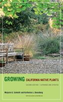 Growing California Native Plants cover