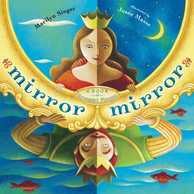 Cover of Mirror Mirror by Marilyn Singer