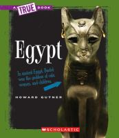 Egypt cover