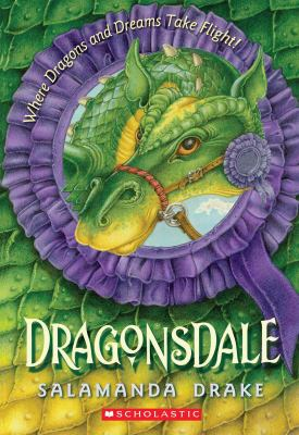 Dragonsdale book cover