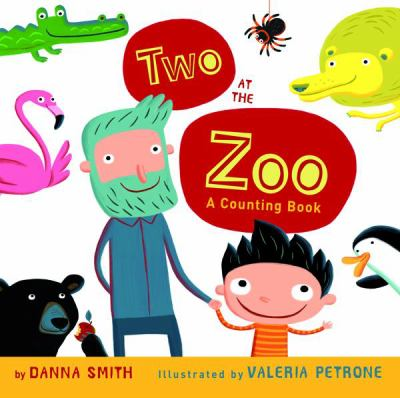 Cover of Two at the Zoo