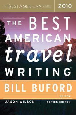 book cover : Best American Travel Writing