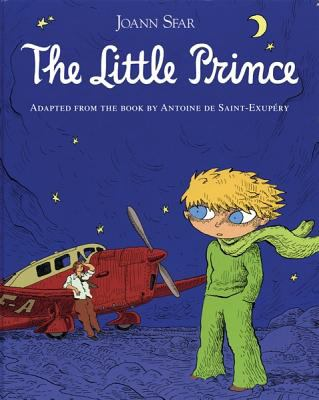 Book cover of The Little Prince